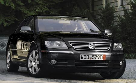 Audi A3 and Volkswagen Luxury Sedan