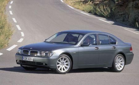 BMW 745i/745Li