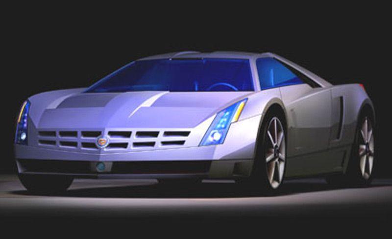 Mercedes Benz Cpo >> Cadillac Cien Concept