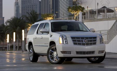 Cadillac Escalade Twin-Turbo