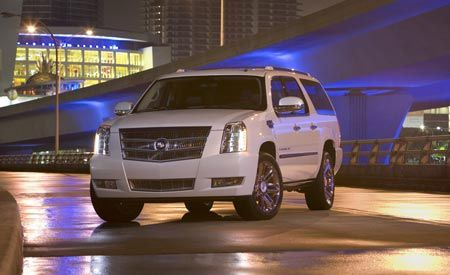 Cadillac Escalade Twin-Turbo