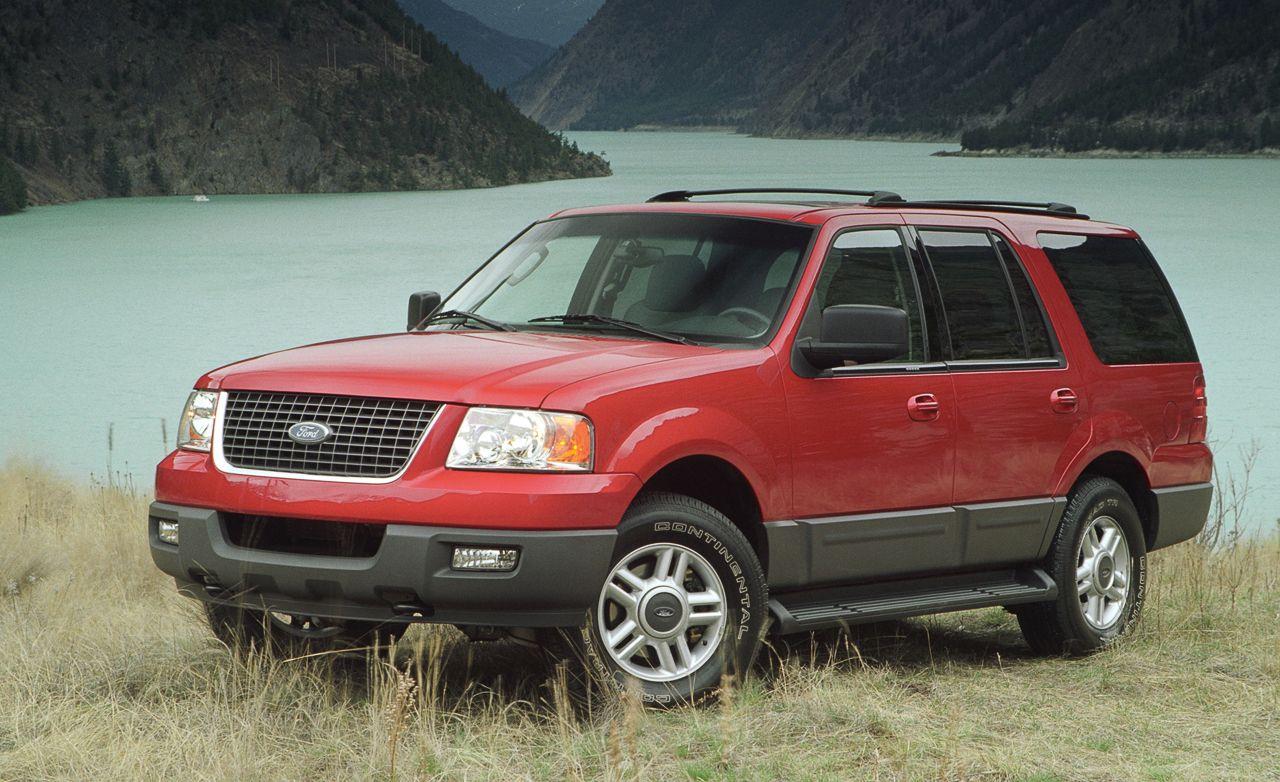 & Ford Expedition - News - Car and Driver markmcfarlin.com