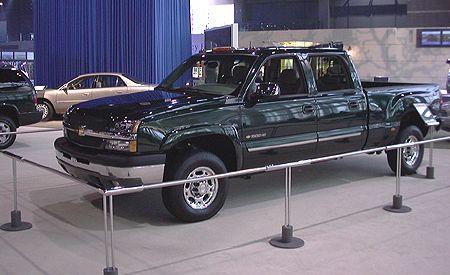 GM Heavy-Duty Trucks