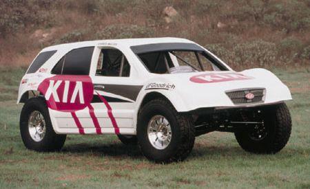 Kia Trophy Truck
