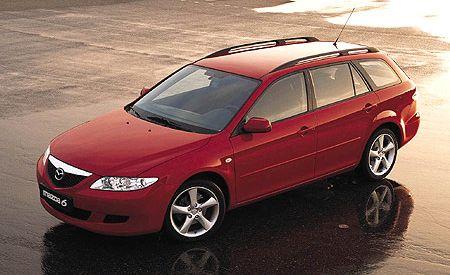 mazda 6 sport wagon auto shows news car and driver. Black Bedroom Furniture Sets. Home Design Ideas