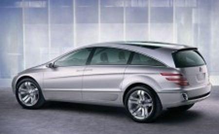 Mercedes-Benz Vision GST