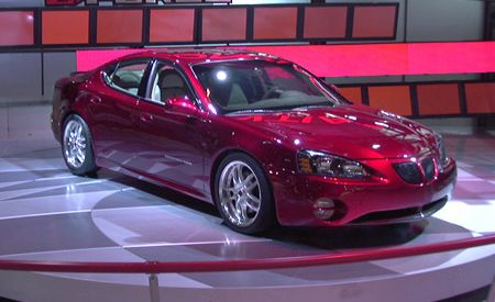 Toyota Build And Price >> Pontiac Grand Prix G-Force