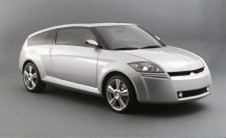 Toyota ccX
