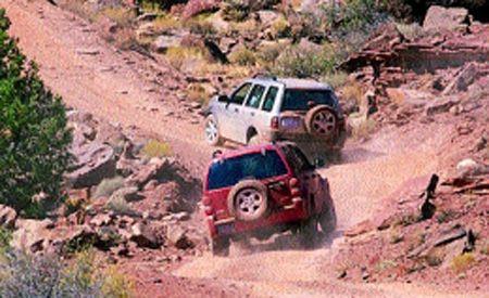 Jeep Liberty vs. Land Rover Freelander