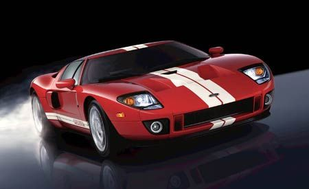 An Inside Look at the GT40