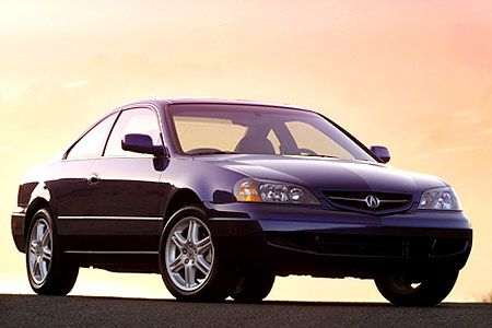 2003 Acura 3.2CL Type-S