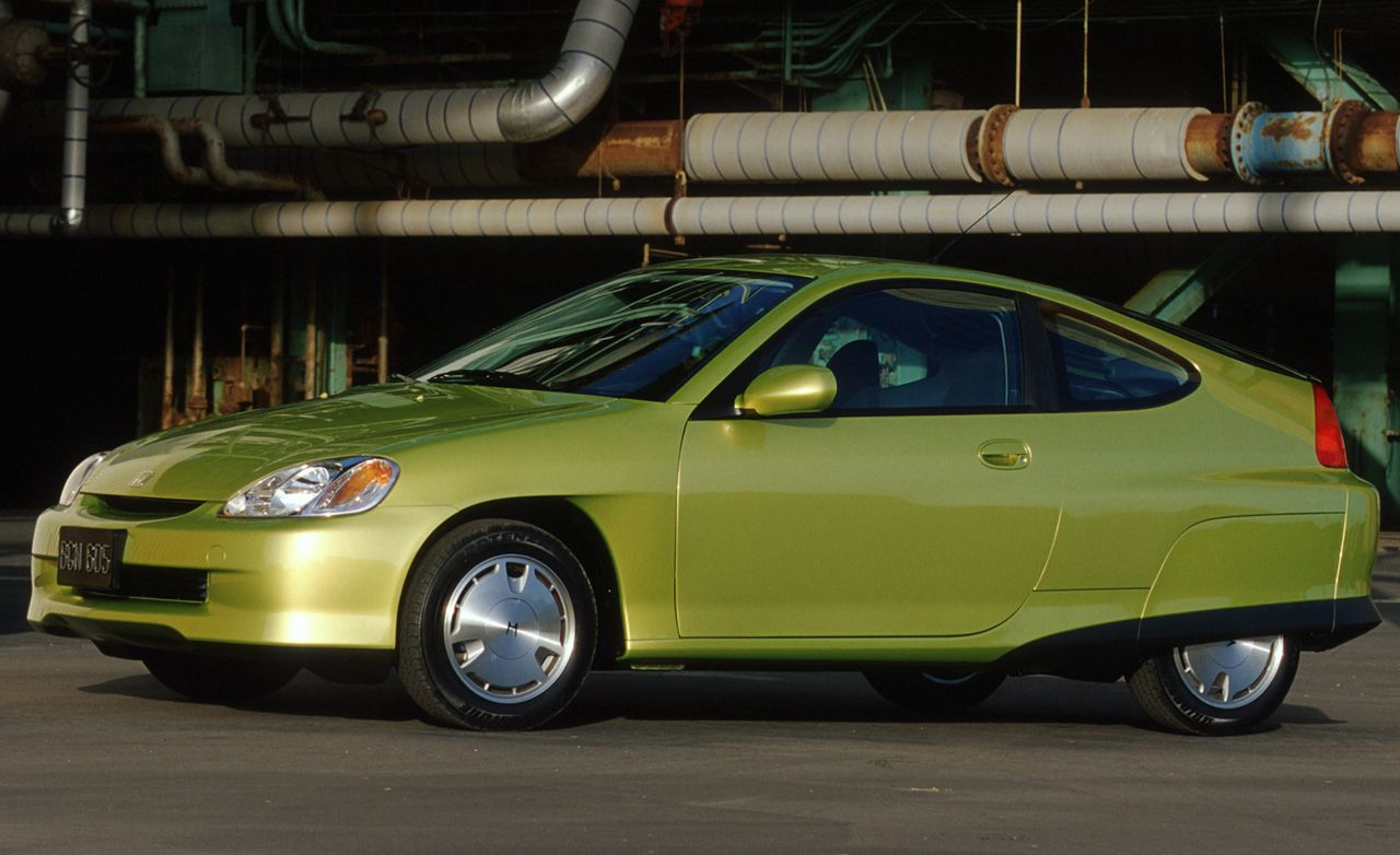 2001 honda insight tires