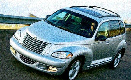 2003 Chrysler PT Turbo