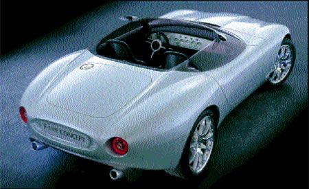2005 Jaguar F-type