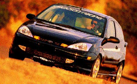 Jackson Racing Supercharged Focus ZX3