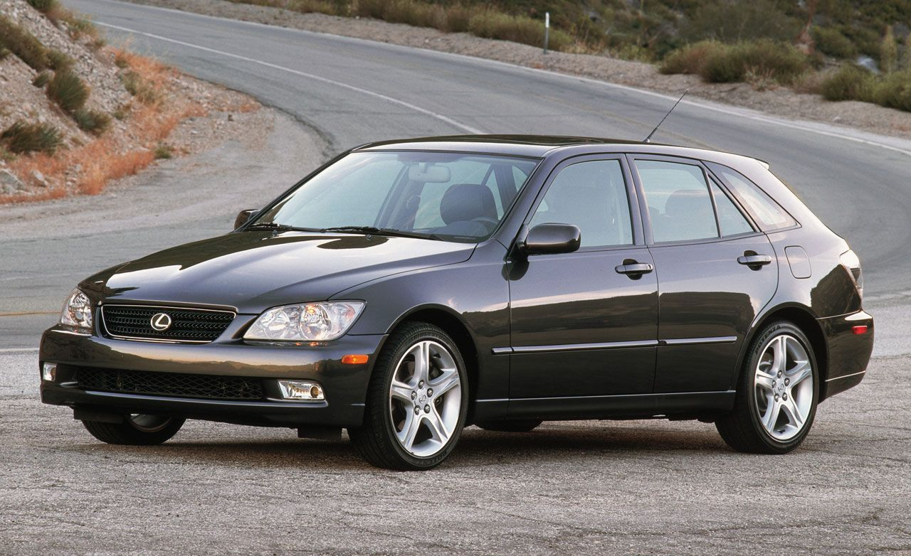 lexus is300 sportcross   short take road test   reviews   car and