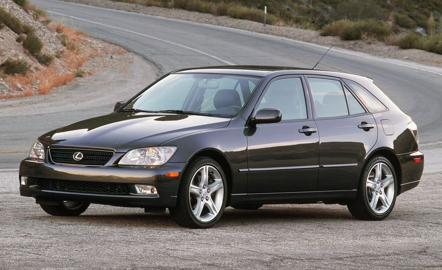 Lexus IS300 SportCross