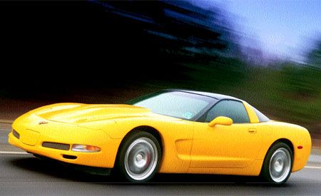 Lingenfelter Supercharged Corvette