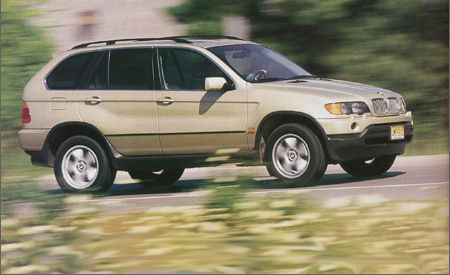 2001 bmw x5 feature features car and driver. Black Bedroom Furniture Sets. Home Design Ideas