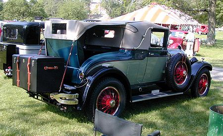 1926 Willys Knight 66