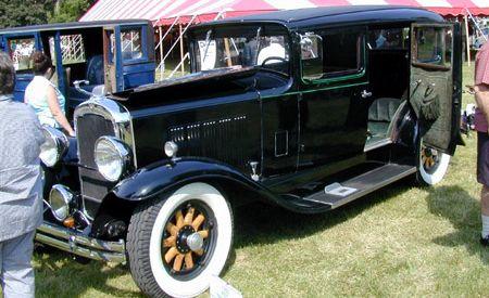 1930 Reo 25
