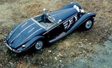 1937 Mercedes 540K Special Roadster