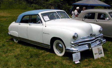 1949 Kaiser Virginian