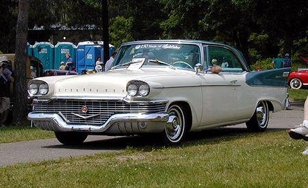 1958 Studebaker President