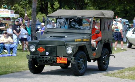 1962 American Motors Mighty Mite M422A1