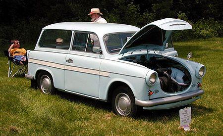 1965 Trabant P601 Kombi