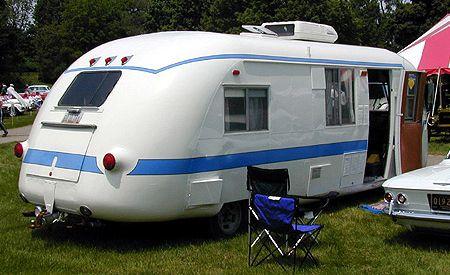 1968 Corvair Ultra Van