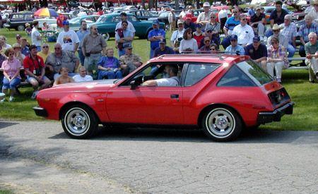 1974 AMC Gremlin XP Prototype