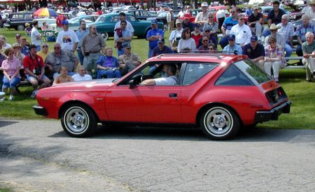 1974 AMC Gremlin XP Prototype