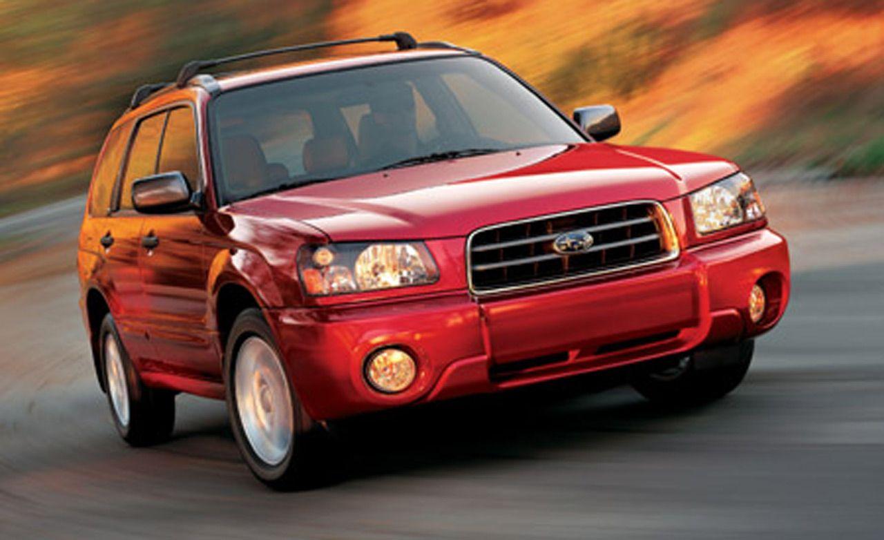 2003/2004 Subaru Forester