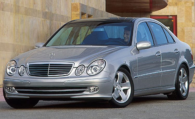 Mercedes benz e500 for Mercedes benz e class 2003 price