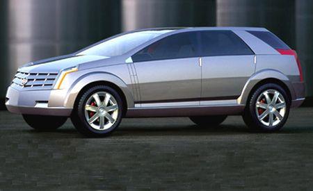 Cadillac SRX Concept