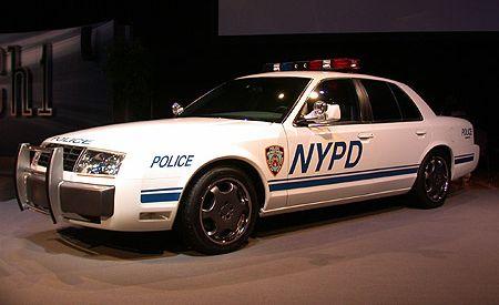 Ford Police Interceptor Concept