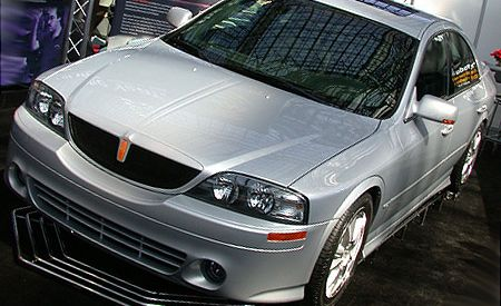 McLaren Performance Lincoln LS