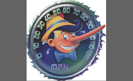 Speedometer Scandal!
