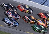 NASCAR B.C. (before crash) and A.D. (after Dale)