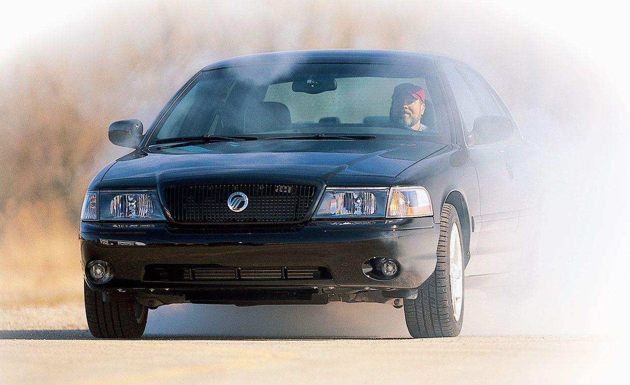 Ford Lightning For Sale >> 2003 Mercury Marauder