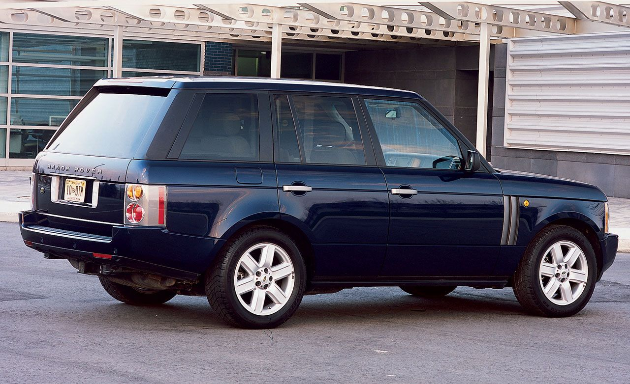 2003 range rover. Black Bedroom Furniture Sets. Home Design Ideas