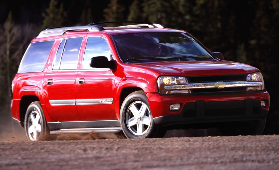 Chevrolet TrailBlazer EXT LTZ