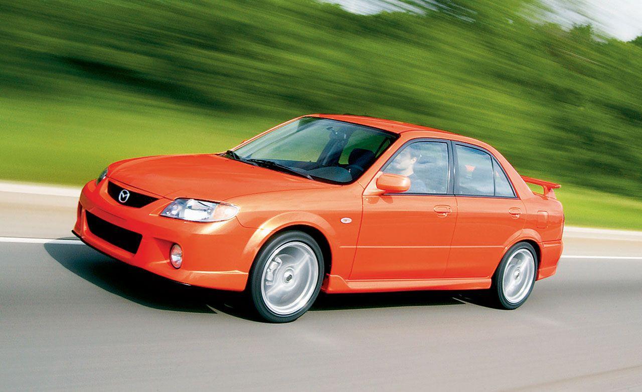 2003 Dodge Neon Srt 4 Vs Ford Svt Focus Mazdaspeed Protegeacute 2002 Se Wagon 20 Liter Dohc 16valve Zetec Cylinder Nissan Sentra R Spec V