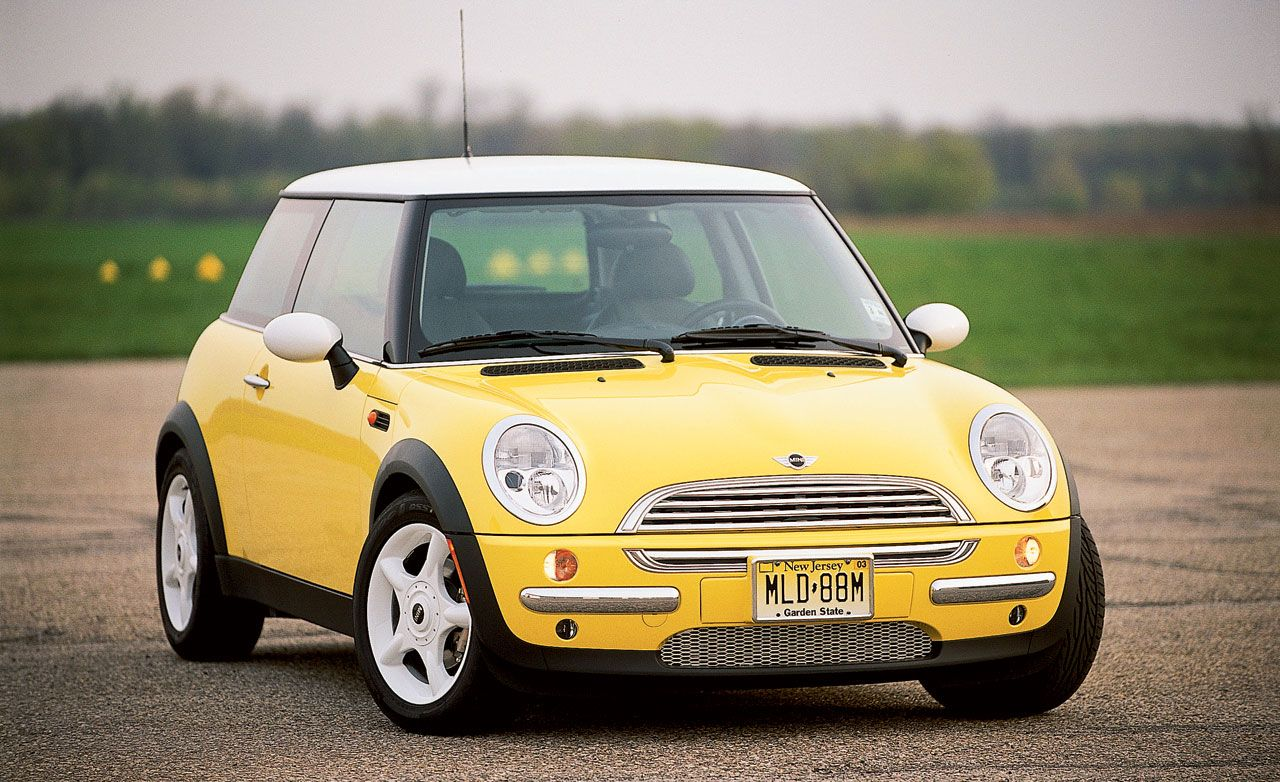Mini Cooper S  Road Test  Reviews  Car and Driver