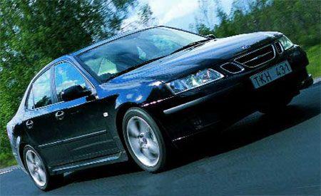 saab 9 3 convertible rh caranddriver com 2006 saab 9 3 aero repair manual 2006 Saab 9 3 Parts