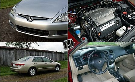 2003 Honda Accord Photo Gallery