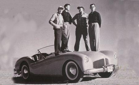 The First Corvette