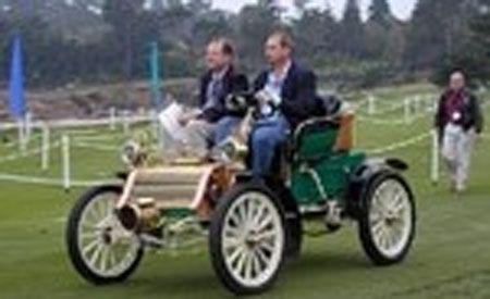 1903 Eldredge 8hp Runabout