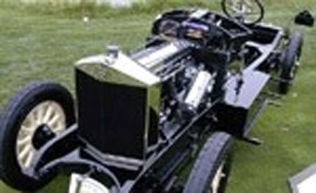 1921 Owen-Magnetic Model 60